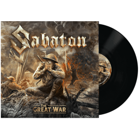 The Great War Sabaton Vinyl LP
