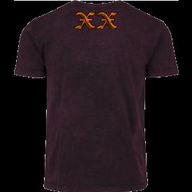 20th Anniversary Sabaton Exclusive T-shirt Backside