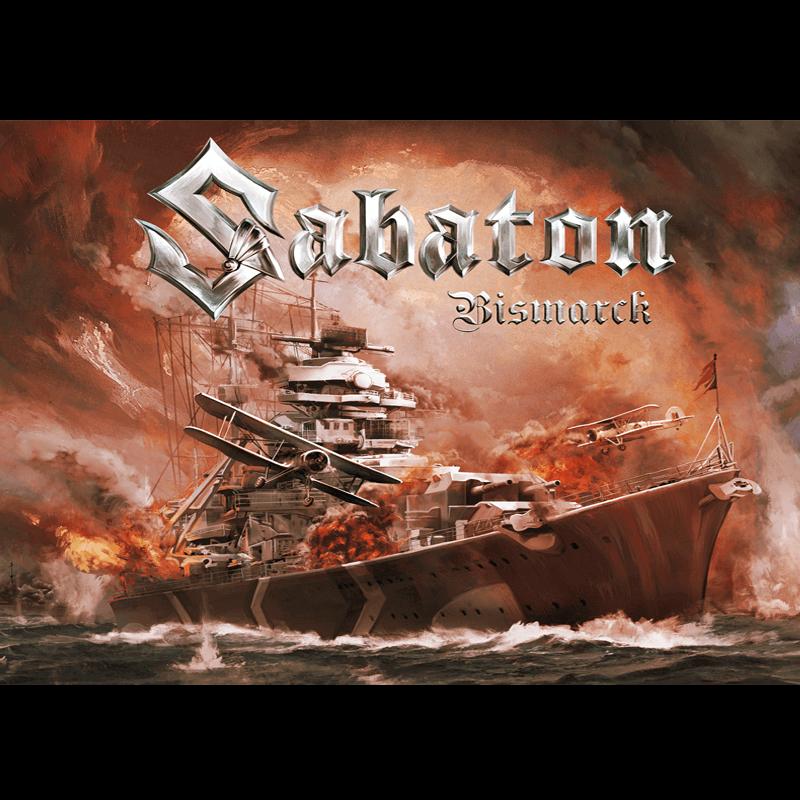 Bismarck Sabaton flag
