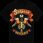 Noch Ein Bier Sabaton Tshirt Frontside