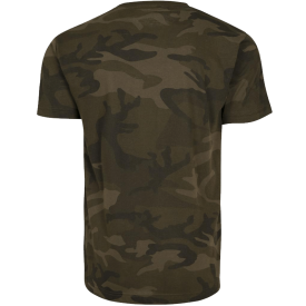 War and Peace Eagle Sabaton Camo T-shirt Backside