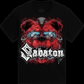 Download Festival Sabaton Exclusive T-shirt Frontside