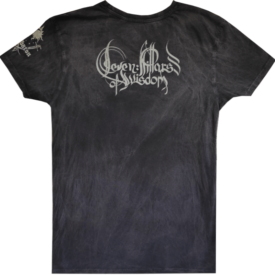 Seven Pillars of Wisdom Sabaton T-shirt Backside