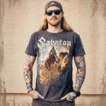 Seven Pillars of Wisdom Sabaton T-shirt Frontside Hannes