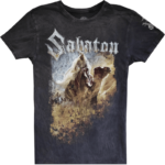 Seven Pillars of Wisdom Sabaton T-shirt Frontside