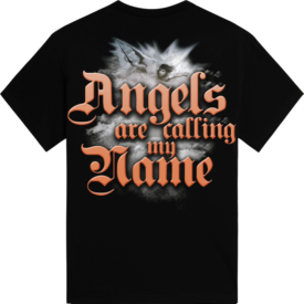 Angels Calling Sabaton T-shirt Backside