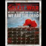 The Great Calendar 2020 Sabaton December Page