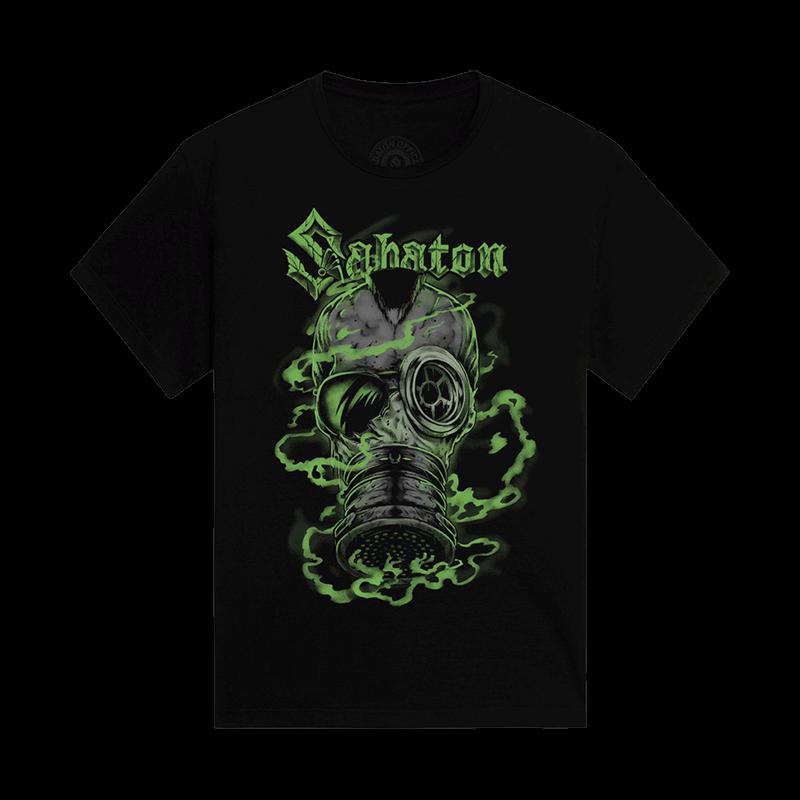 Attack of the Dead Men Sabaton T-shirt Kids Frontside