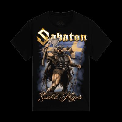 Forged in Valhalla Sabaton Kids T-shirt Frontside