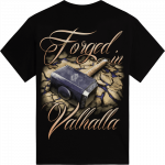 Forged in Valhalla Sabaton T-shirt Backside