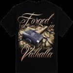 Forged in Valhalla Sabaton T-shirt Backside