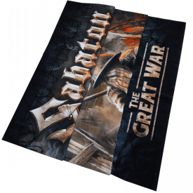 The Great War Sabaton Towel