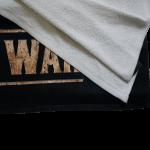 The Great War Sabaton Towel Folded Backside