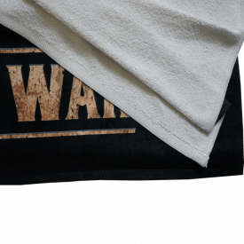 The Great War Sabaton Towel Folded Backside
