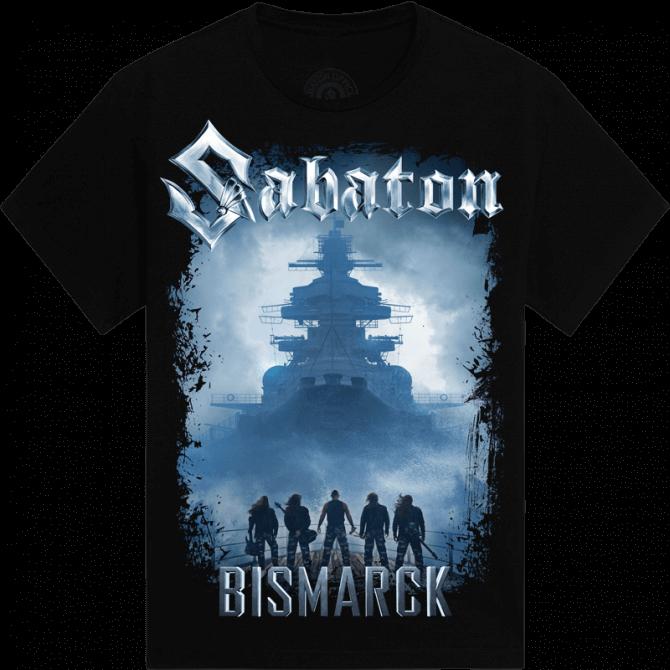 Bismarck 1 Year Anniversary T-shirt