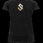 Sabaton Eagle Loose Fit T-shirt Women Backside