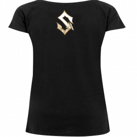 Sabaton Eagle Loose Fit T-shirt Women Backside