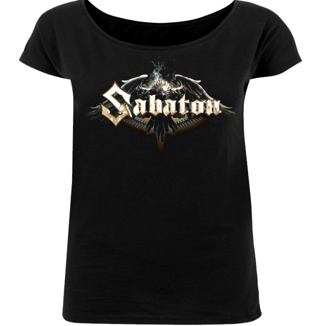 Sabaton Eagle Loose Fit T-shirt Women