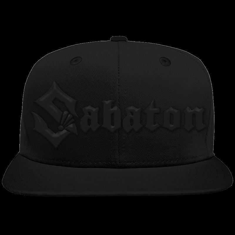 Sabaton Logo Cap Frontside