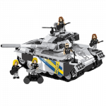 Sabaton Primo Victoria Tank Cobi Blocks Band with Tank