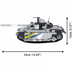 Sabaton Primo Victoria Tank Cobi Blocks Tank Dimensions