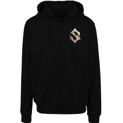 Sabaton The Great EU Tour 2020 Zip Hoodie Frontside