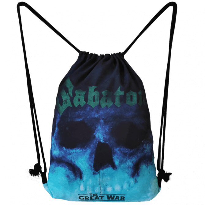 The Future of Warfare Drawstring Bag