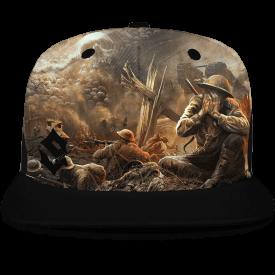 The Great War Sabaton Cap Frontside
