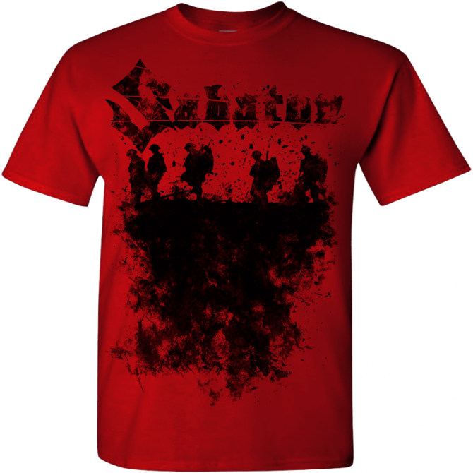 The War Never Ends T-shirt