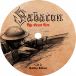 The Great War Earbook Sabaton History Edition