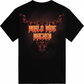 Wacken 2020 Exclusive Sabaton T-shirt Backside