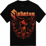 Wacken 2020 Exclusive Sabaton T-shirt Frontside