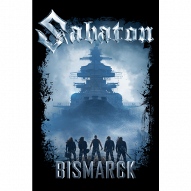 Bismarck 1 Year Anniversary Towel Frontside