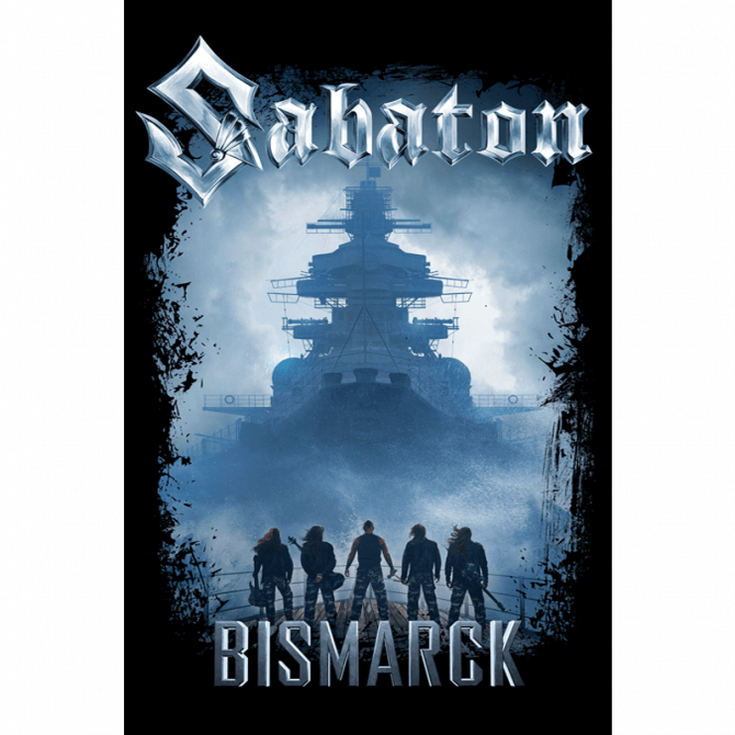 Bismarck 1 Year Anniversary Towel