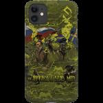 Razer customized Sabaton phone case Attack of the Dead Men