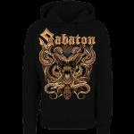 Metal Lives Forever Sabaton Hoodie Frontside