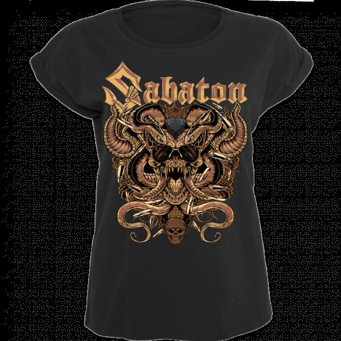 PRE-ORDER: Metal Lives Forever T-shirt Women
