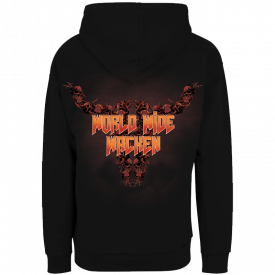 Wacken 2020 Exclusive Sabaton Hoodie Backside