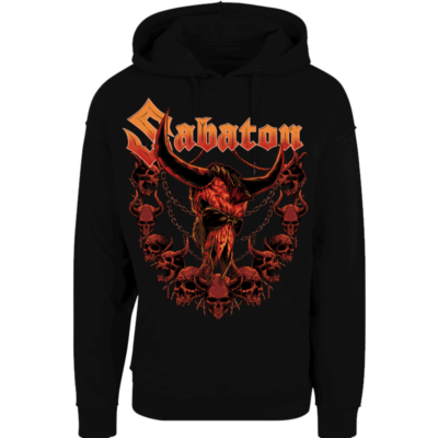 Wacken 2020 Exclusive Sabaton Hoodie Frontside