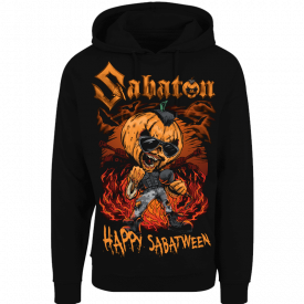 Sabatween Exclusive Sabaton Hoodie for Halloween Frontside