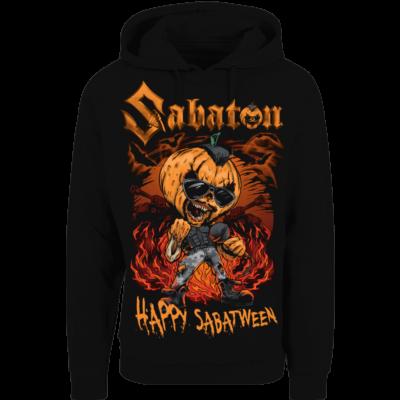 Sabatween Exclusive Sabaton Hoodie for Halloween Frontside