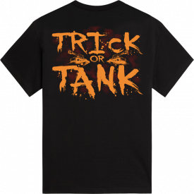 Sabatween Exclusive Sabaton T-shirt for Halloween Backside