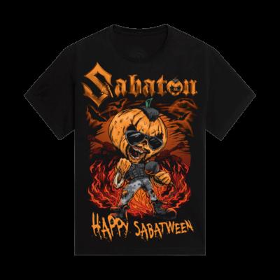 Sabatween Exclusive Sabaton Kids T-shirt for Halloween Frontside