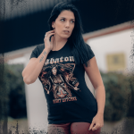 Night Witches Sabaton T-shirt Women Zayk