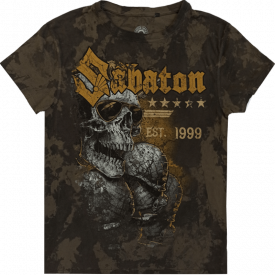 Still No Glory Sabaton Vintage T-shirt Frontside