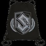 Sabaton Drawstring Bag Frontside