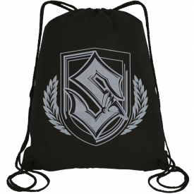 Sabaton Drawstring Bag Frontside