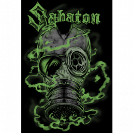 Attack of the Dead Men Sabaton Flag
