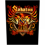 Coat of Arms Sabaton Back Patch