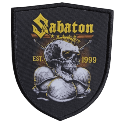 Metal Warriors Sabaton Patch